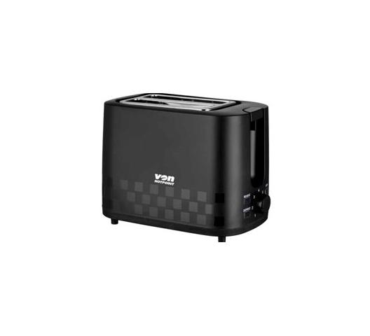 VON Hotpoint sandwich maker HT232DK in Kenya 2 Slice Toaster - Black