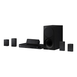 Samsung HT-F450BK Home Theater System  - 1000W, Satellite, Bluetooth