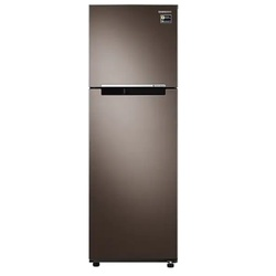 Samsung RT40K5052DX Top Mount Freezer Refrigerator 321L - Lux Brown