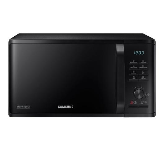 Samsung MG23K3515AK Microwave Oven Grill, 23L, Digital - Black
