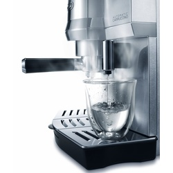 Delonghi ECO850 Pump Espresso - Stainless steel