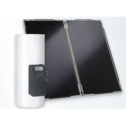 Solar Water Heating Split System, 250lts