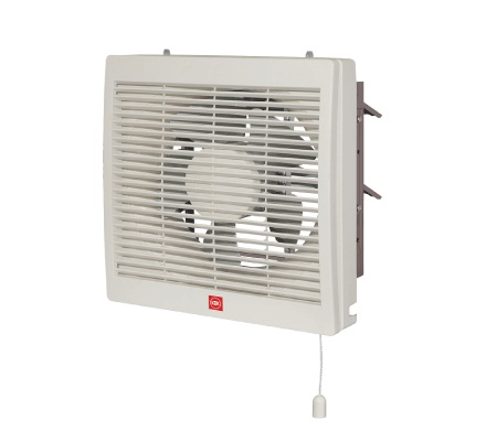 Kdk 20rlft Wall Extractor 8 Quot Fan Reversible With Louver