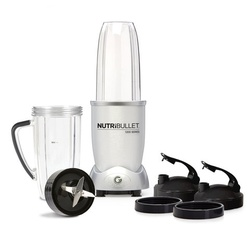 Nutribullet N12-0912 1200 Series, 9 Pieces Set - Silver