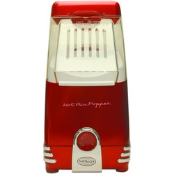 Nostalgia HAP8RR Retro Mini Hot Air Popcorn Maker -  Red