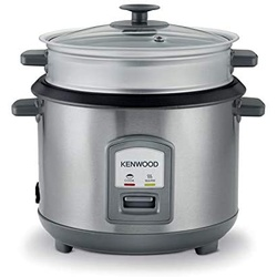 Kenwood RCM45.000SS Rice Cooker - 1.8L