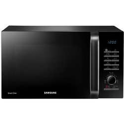 Samsung MC28H5135CK Convection Microwave - Black - 28L - Full Glass Door