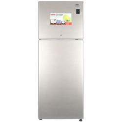 Von Hotpoint HRN-232S/VART-23NHS Double Door Fridge, 200L - Silver