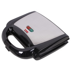 Von VSSP2YMCX 2 Slice Sandwich Maker - Stainless Steel