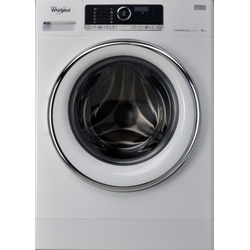 Whirlpool AWG912/PRO Washing Machine Front Load Commercial 9KG - White