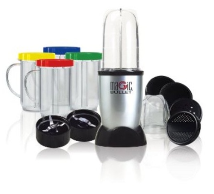 Home Small Kitchen Appliances Blenders Juicers Magic Bullet MBR