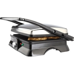 Von Hotpoint HG20HS Contact Grill - P/Maker - Stainless steel