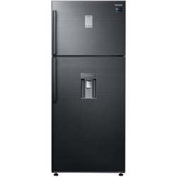 Samsung RT67K6541BS Fridge, Top Mount Freezer, 530L, Twin Cool - Black
