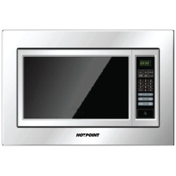Hotpoint HMB23-SX Built in Microwave oven solo - Inox