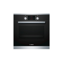 Bosch Built In Oven HBN559E3M 66L 8 Function - Black