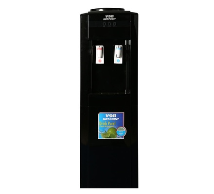 Von Hotpoint HWDZ2010B/VADA2110K Water Dispenser Hot and Normal - Black