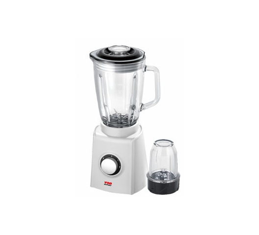 VON hotpoint Blender HB261MW in Kenya Blender 1.5L White + Mill 600W