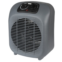 Von VSHK20FY Fan Heater - Grey