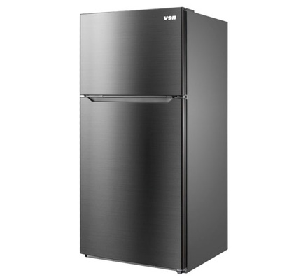 Von VART-87NMS Fridge, Top Mount Freezer, 652L - Silver