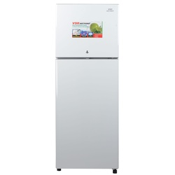 Von Hotpoint HRN-272W Double Door Fridge 248L LVS - White
