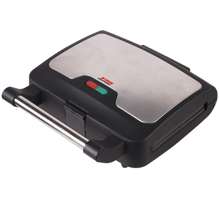 Von Sandwich Maker HS8MCS/VSSP8AMCX 4 IN 1 - Stainless Steel