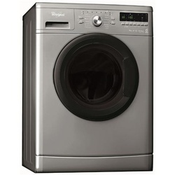 Whirlpool Washing Machine AWO/C 7129S Front Load 7KG Silver + FREE 2KG ARIEL DETERGENT & 1L DOWNY SOFTENER