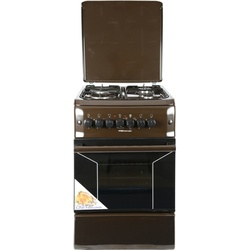 Von Hotpoint Cooker F5N31E2.B.E/VAC5F031PB 3 Gas +1 Electric - Brown