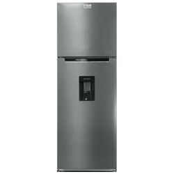 VON HRD-422S/VART-42DHS Top Mount Freezer Fridge, 2 Door, 311L - Silver