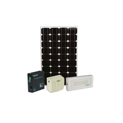 Solar Home Lighting System 4 Lamps SHLS-2.5W