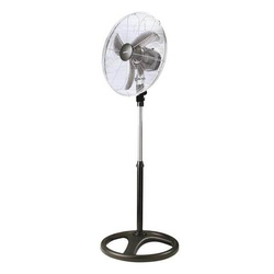 "Kenwood IF550 18"" Floor Standing Fan - Silver"