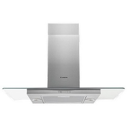 Ariston Hood AIF9.7 AB X Island - Stainless Steel
