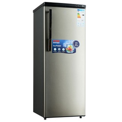 VON VAF-18SDKS Upright Freezer 180L - Silver