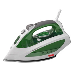 Von VSIS22PCG Premium Steam Iron, 2200W – Green