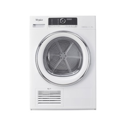 Whirlpool Dryer AWZ9CD/PRO Commercial 9KG - White