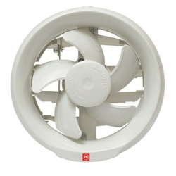 "KDK 15WAA Wall Extractor 6"" Fan With Shutter"