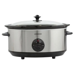 Kenwood SCM650SS Slow Cooker – Stainless Steel