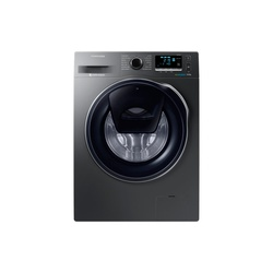 Samsung WW90K6410QX Front Load Washing Machine 9KG with Add Wash - Silver