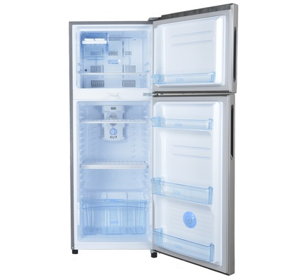 Von Hotpoint HRN-232S/VART-23NHS Double Door Fridge 200L - LVS - Silver