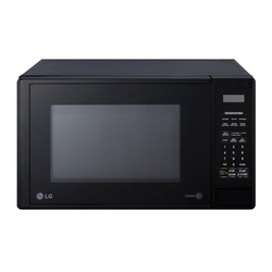 LG MS2042DB Microwave Oven 20L - Black