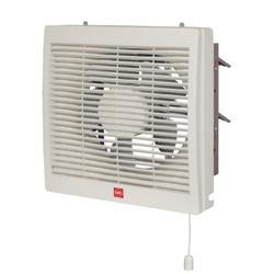 "KDK 20RLFT Wall Extractor 8"" Fan, Reversible With Louver"