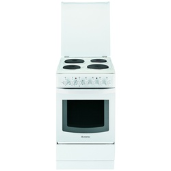Ariston C30 N1/A5ESH2E 4 Plate Electric Cooker - White