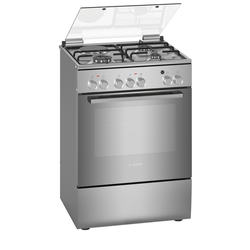 Bosch HGD43A150S/HXA158F50S 3+1 Electric Cooker Basic - Stainless Steel