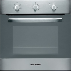 Hotpoint B6203NERM/VBOS6300X Built in Oven - Stainless steel