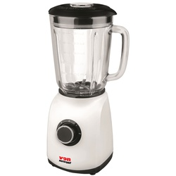 Von VSBT05MNW Blender, 1.5L Glass Jar, 500W - White