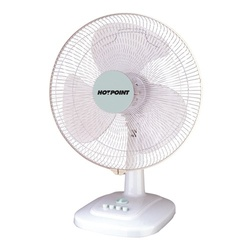 Von Hotpoint HFT241U Table Fan - Blue