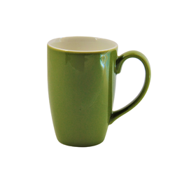 Rak Porcelain BAFMG30AG Flora Mug 30cl Apple Green