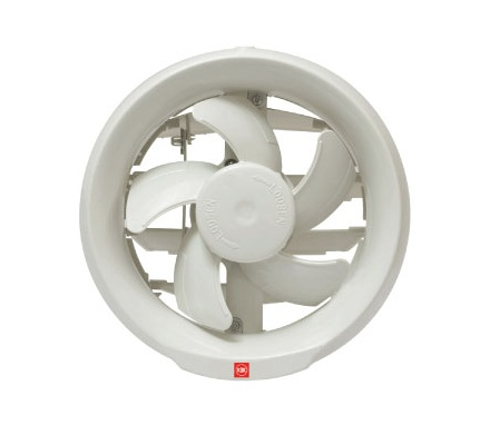 "KDK 20WAA Wall Extractor 8"" Fan With Shutter"