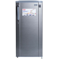 Von Hotpoint HRD-231S/VARS-23DHS Single Door Fridge 190L - Silver