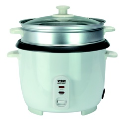 Von Hotpoint HR2811GW Rice Cooker 2.8L - White