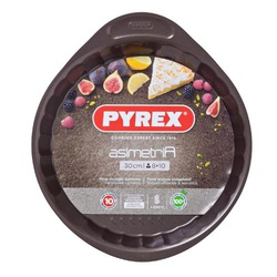 Pyrex AS30BN0/6146 Asimetria Flan Pan - 30cm